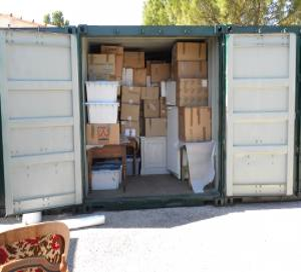 location box professionnel garde meubles carpentras container discount vaucluse avignon. Black Bedroom Furniture Sets. Home Design Ideas